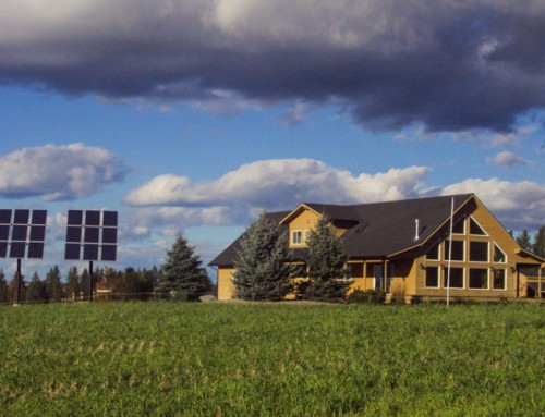 4 KW Solar and Wind Installation