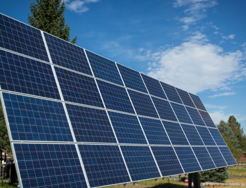 8 kW Solar Arrray near Hamilton, Montana